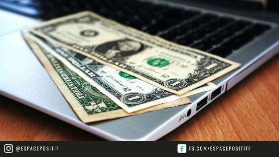 10 astuces pour se faire de l'argent en ligne.